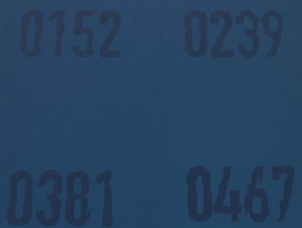 プール数字