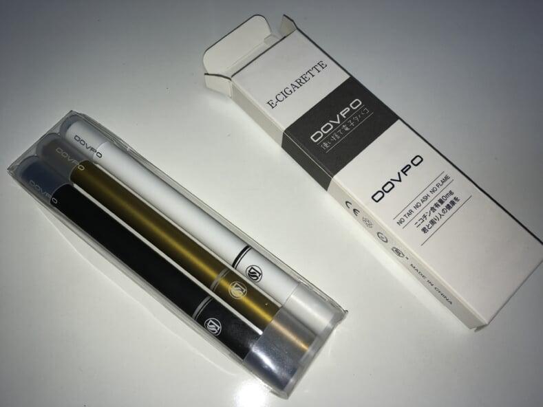 DOVPO電子タバコ